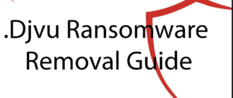 Как удалить вирус .djvu расширения файла с заражённого компьютера (ПК)