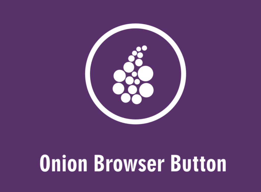 Расширение для Firefox - Onion Browser Button